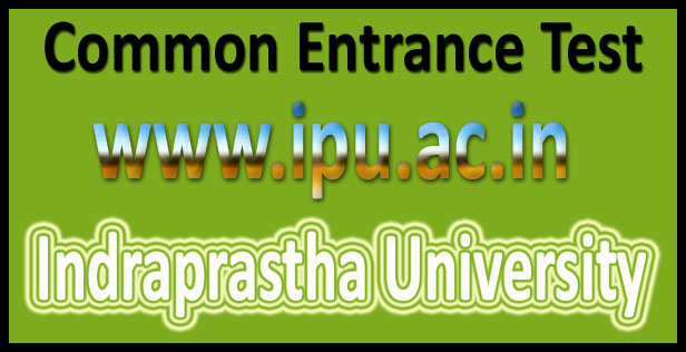 IPU CET admit card 2016