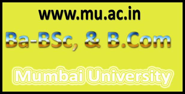 Mumbai university hall ticket 2016