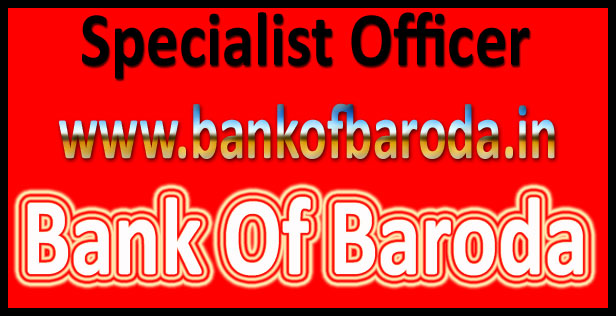 Bank of Baroda SO admit card 2016