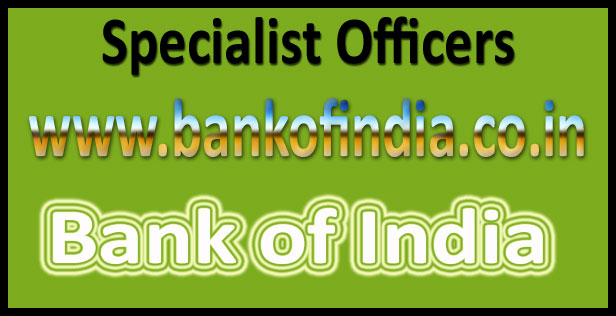 Bank of India SO Results 2016