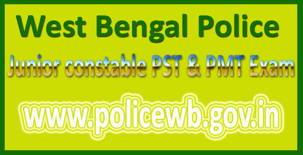 WB Junior Constable Admit Card 2016