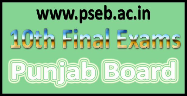 Punjab 10th Board Result 2017