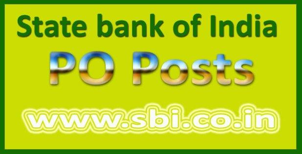 SBI PO Syllabus pdf 2016