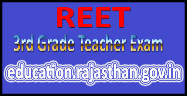 Rajasthan 3rd grade teacher syllabus 2016