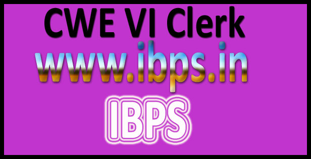 IBPS clerk notification 2016