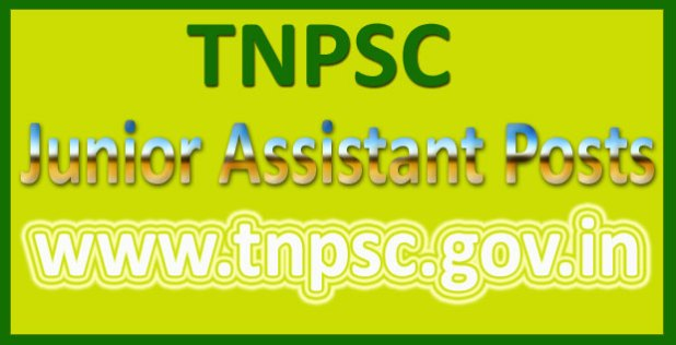 TNPSC group 4 junior assistant syllabus 2016