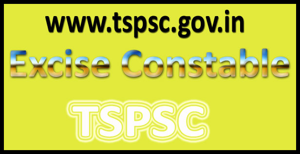 TS Excise constable Results 2016