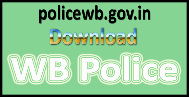 WB police junior constable Result 2016