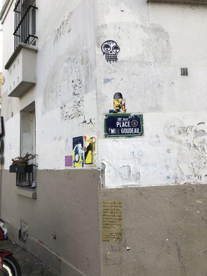 Place Montmartre