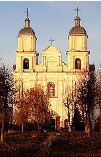 Дуниловичи – костел Святой Троицы