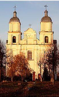 Дуниловичи — костел Святой Троицы