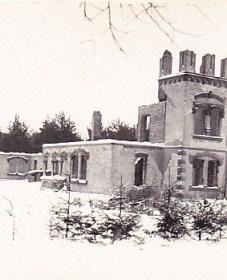 1918. Szkoła Kawaleryjska.