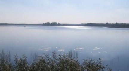 Озеро Должа – (поставский район)
