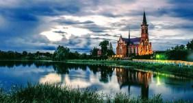 Поставы — это город в Витебской области Беларуси