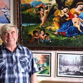 Пісарчык Віктар Эдвардавіч – карцінная галерэя
