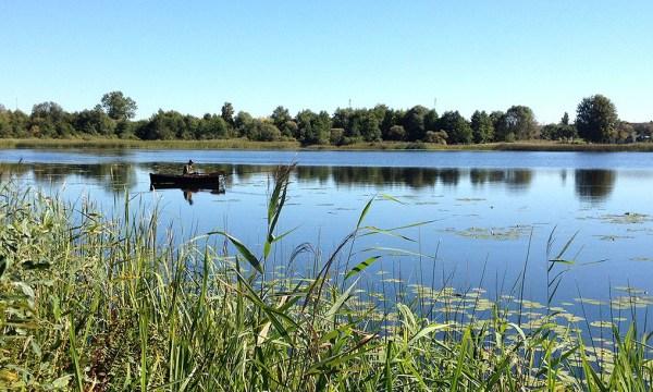 На берегу озера Задевского обнаружена стоянка древнего человека.