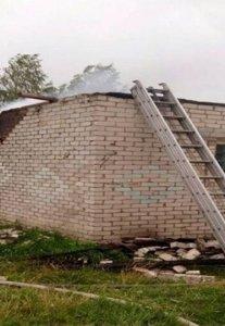 Пожар в Поставском районе: школьница спасла четверых братьев и сестер
