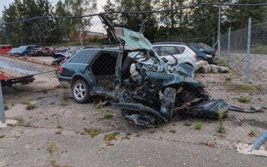 В Швенченском районе в ДТП погибли два иностранца