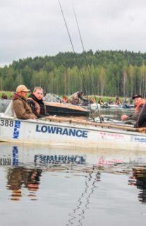 На возеры Струста 13 кастрычніка адбудуцца спаборніцтвы па лоўлі рыбы «Браслаўскі спінінг – 2018»