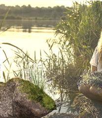 Волчий камень и Волковское озеро — легенды поставского края