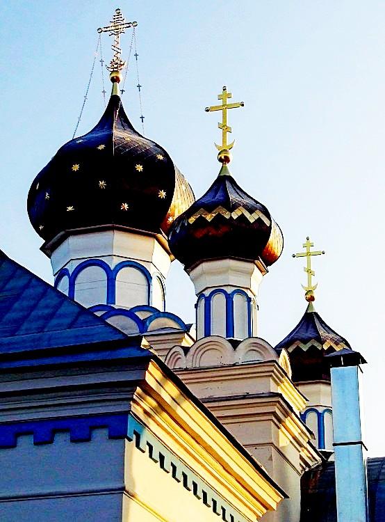 Поставы - Православная церковь Святого Николая Чудотворца