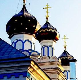 Поставы — Православная церковь Святого Николая Чудотворца