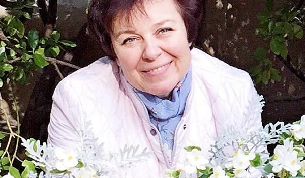 Людміла Курыловіч і яе карціны