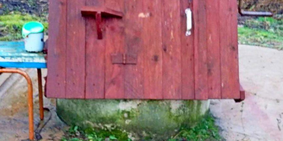 Целитель Долман заговорил колодец в Веретеях на 100 лет