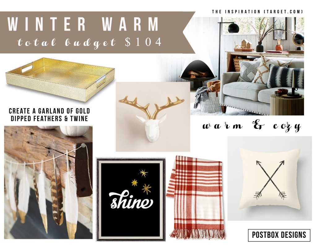 Warm And Cozy Dining Room Moodboard: 5 Decorating Trends To Try This Fall!
