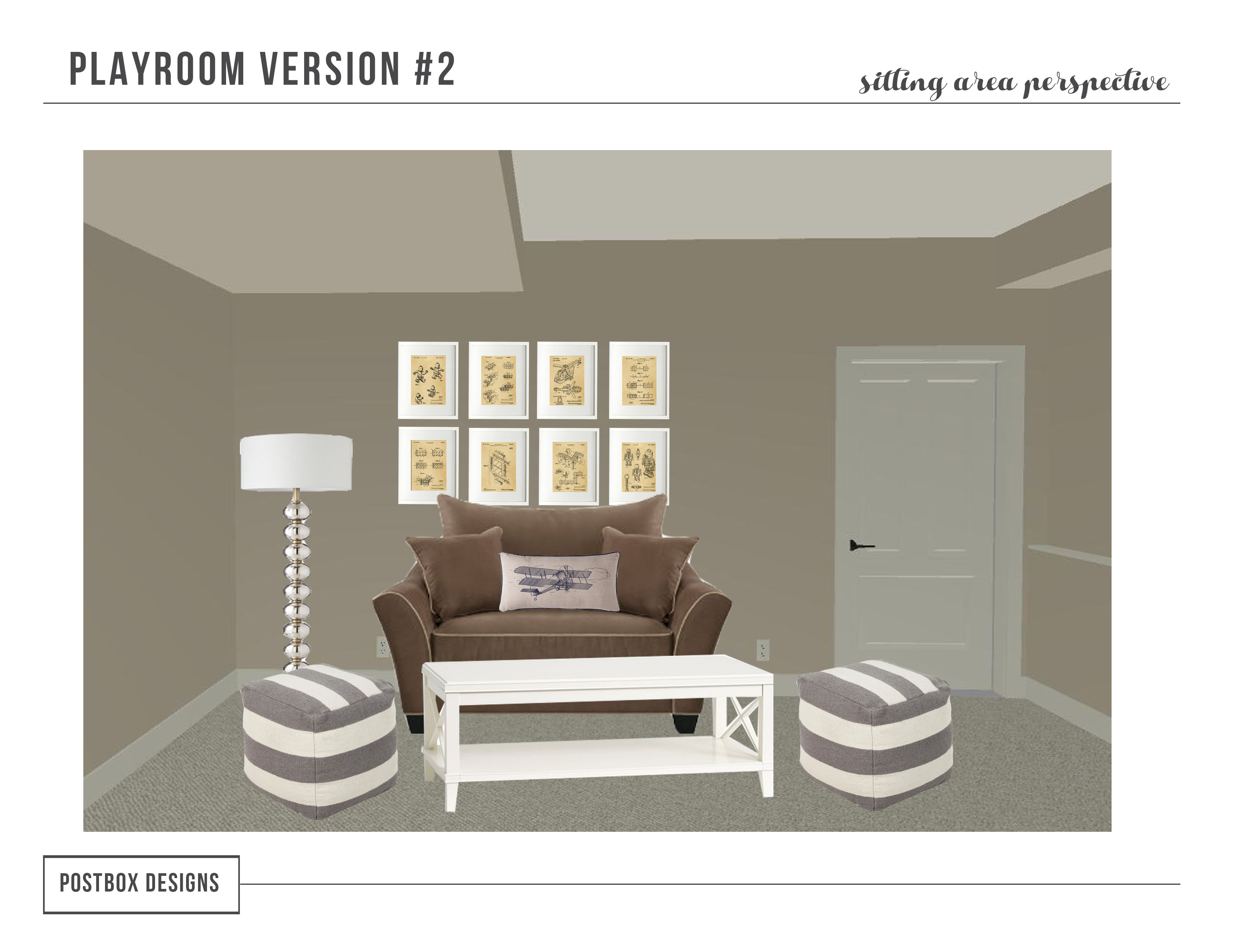 Ultimate Playroom Guide by Postbox Designs - Postbox Designs