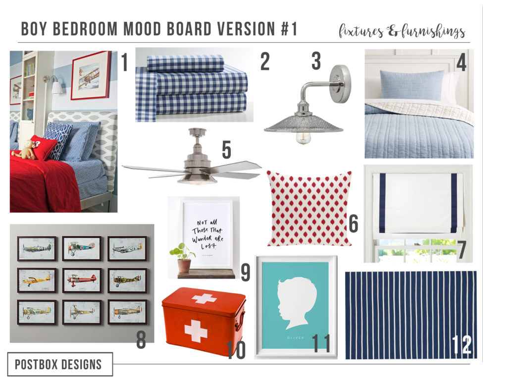 Shared-boy-Bedroom-Decor-Ideas-Postbox-Designs-E-Design