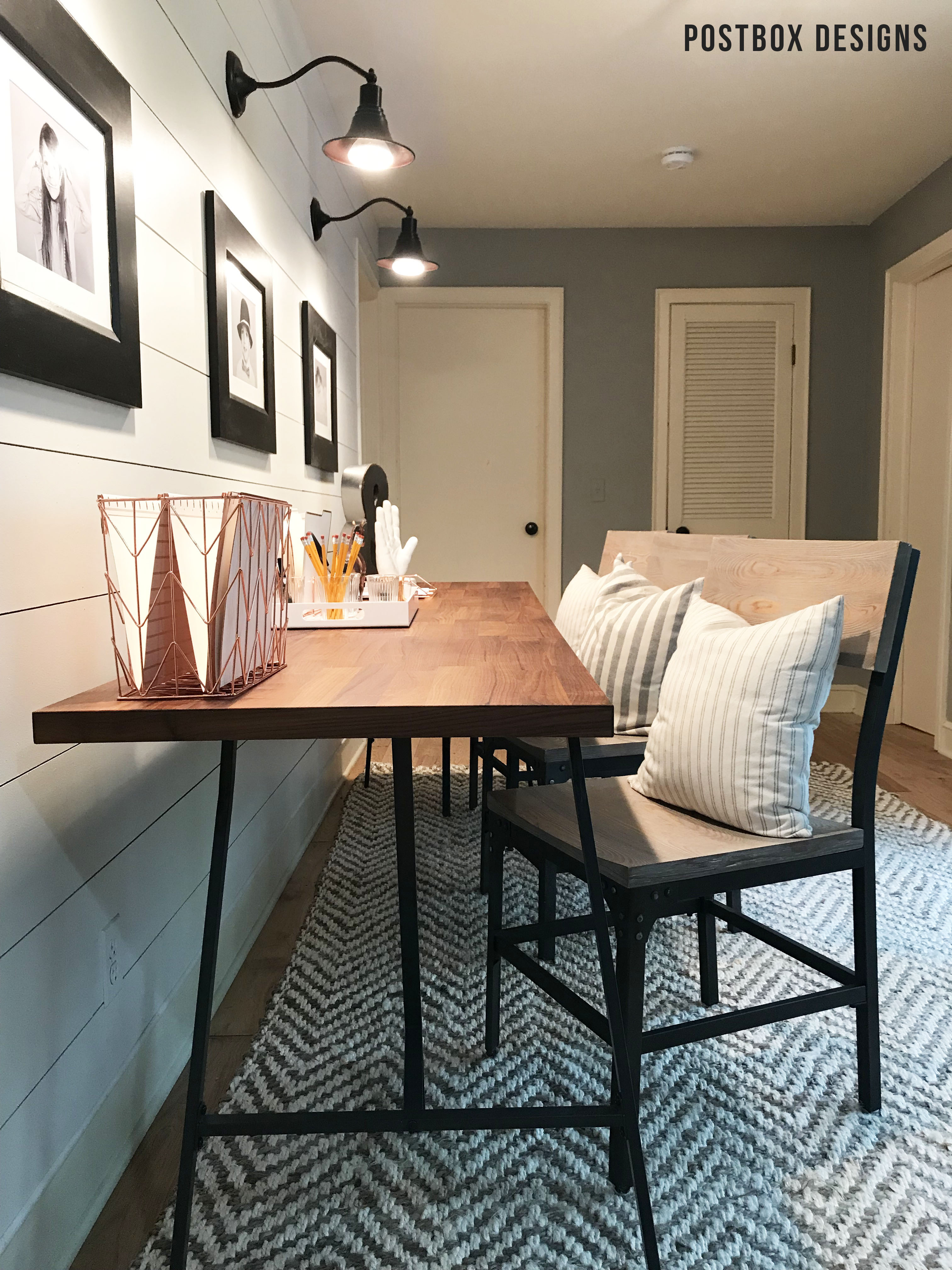 FREE Shop This Room Guide: Back to School farmhouse Homework