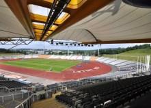 1. Don Valley Stadium. Sheffield