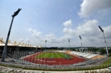 1-. Don Valley Stadium. Sheffield