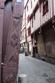 Old town Rouen