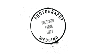 Postcard from Italy Wedding