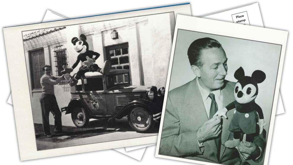 Walt Disney: Mickey Mouse