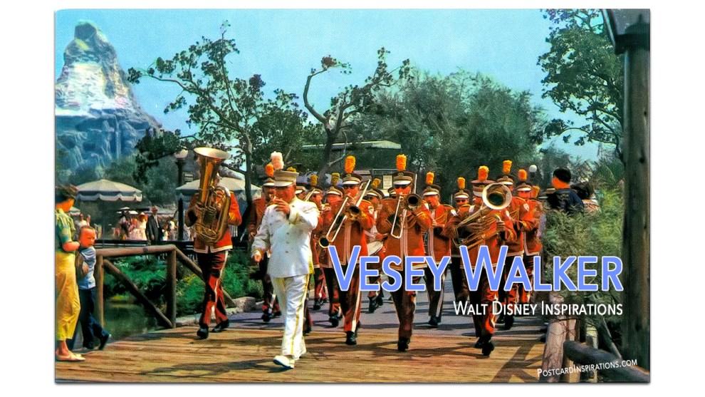 Walt Disney Inspirations: Vesey Walker