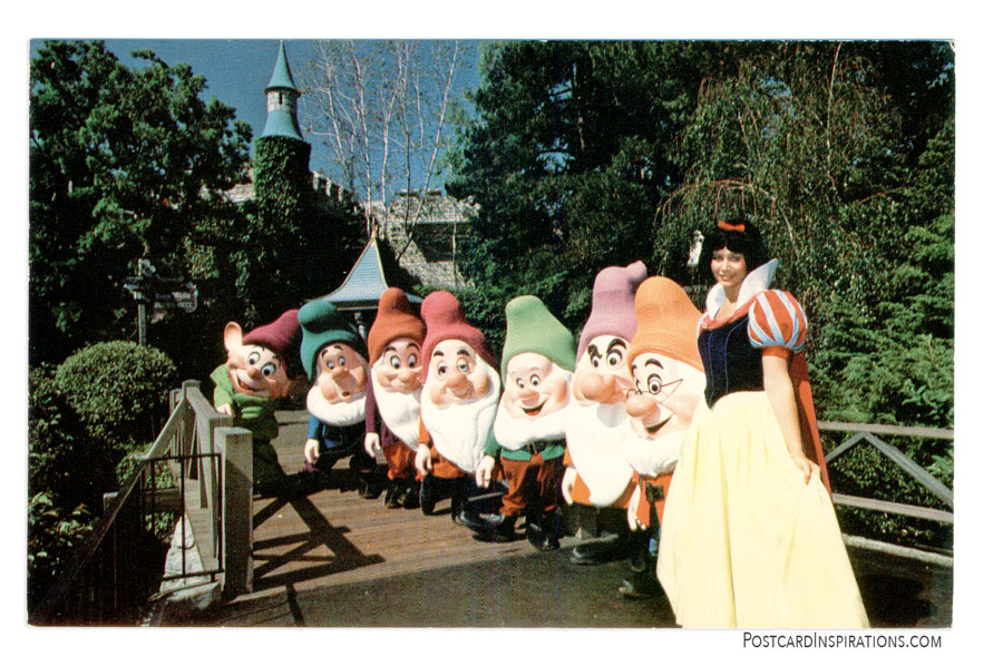 Welcome to Fantasyland (Postcard)