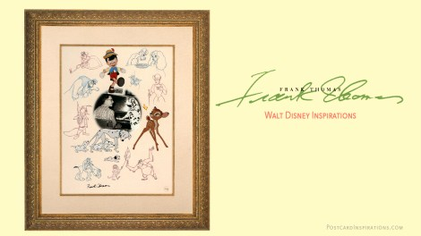 Frank Thomas: Walt Disney Inspirations