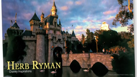 Herb Ryman: Disney Inspirations