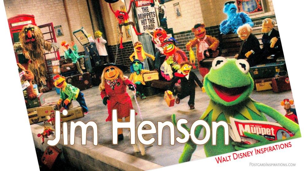 Walt Disney Inspirations: Jim Henson
