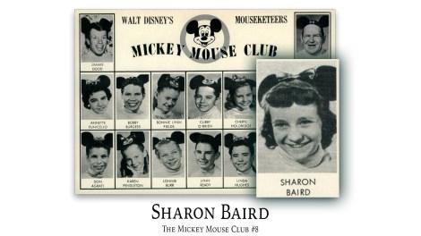 Sharon Baird: The Mickey Mouse Club #8