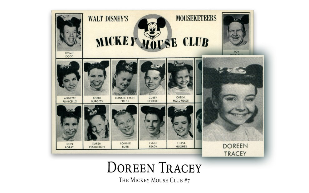 Doreen Tracey: The Mickey Mouse Club #7