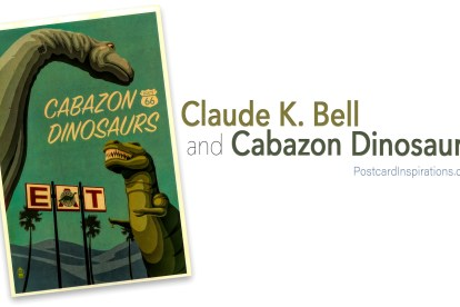 Claude K. Bell and Cabazon Dinosaurs