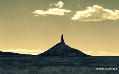 Nebraska's Nicest #7 – Chimney Rock/Scottsbluff Monument