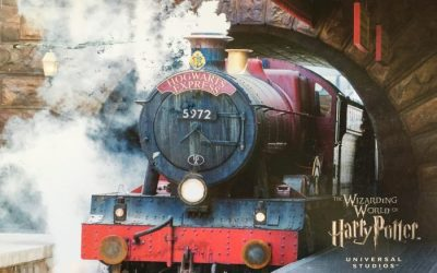 A postcard from Harry Potter's world