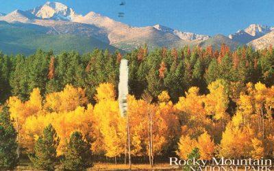 Postcard from Rocky Mountain Natl. Park