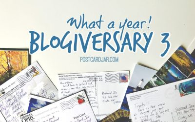 Blogiversary 3: What a year!