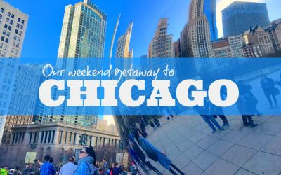 Our weekend getaway to Chicago